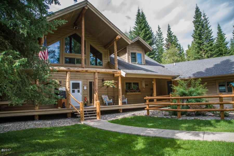 Single Family Home for Sale at 311 Aero Lane 311 Aero Lane Bigfork, Montana 59911 United States