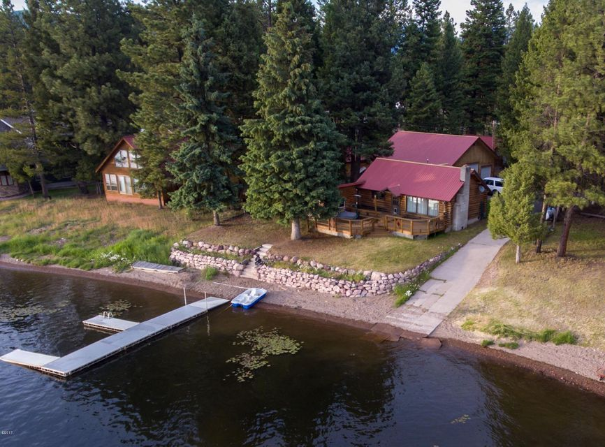 Single Family Home for Sale at 260 A Street 260 A Street Seeley Lake, Montana 59868 United States
