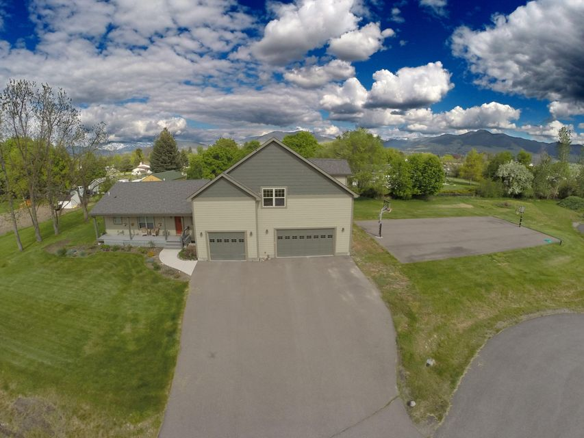 Single Family Home for Sale at 1865 Cora Court 1865 Cora Court Missoula, Montana 59804 United States