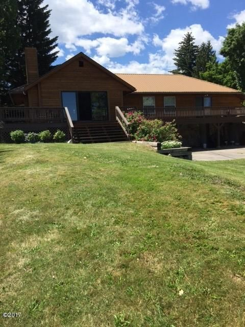 Single Family Home for Sale at 125 Peaceful Lane Lakeside, Montana 59922 United States