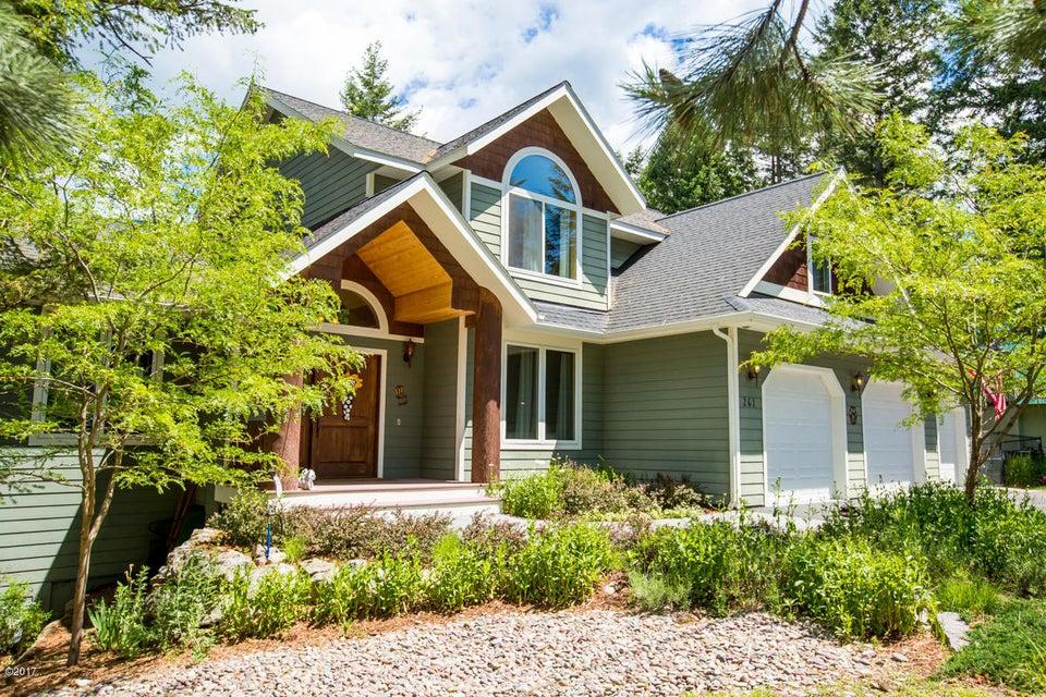 Tek Ailelik Ev için Satış at 261 Lake Blaine Drive 261 Lake Blaine Drive Kalispell, Montana,59901 Amerika Birleşik Devletleri