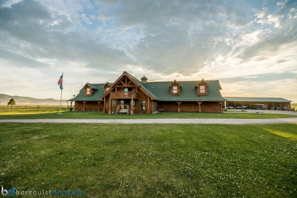 Single Family Home for Sale at 36402 Dublin Gulch Road 36402 Dublin Gulch Road St. Ignatius, Montana,59865 United States