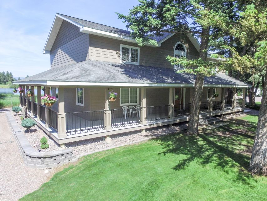 Single Family Home for Sale at 1146 Thompson Lane 1146 Thompson Lane Kalispell, Montana 59901 United States