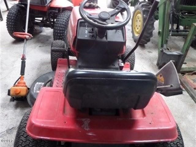 022_Riding Lawn Mower