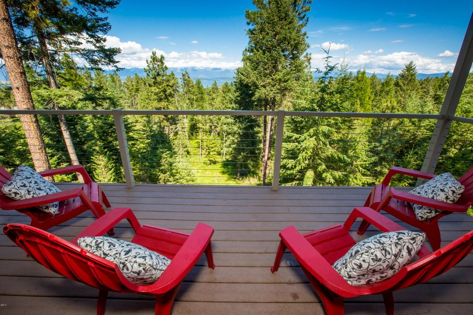 Single Family Home for Sale at 115 Grey Owl Lane Somers, Montana 59932 United States