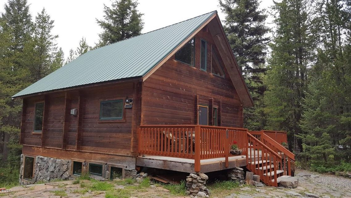 160 Griffin Creek Road, Marion, MT 59925