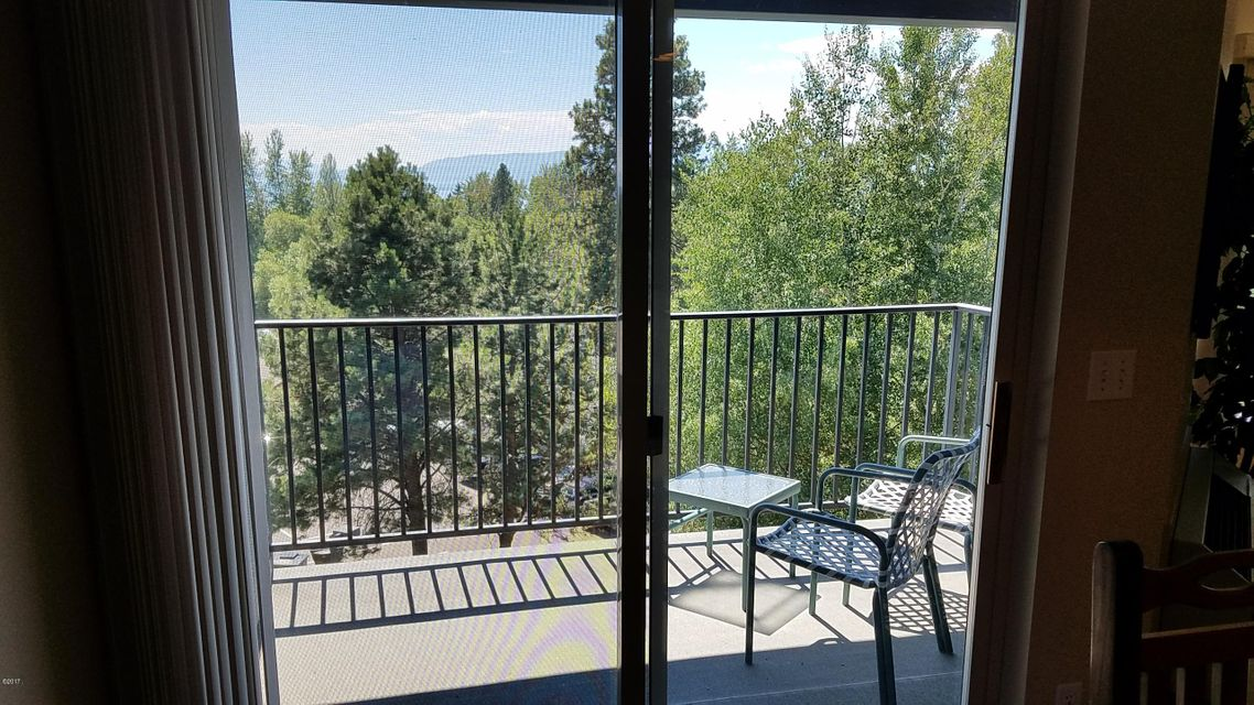Marina cay condo for sale in bigfork mt - Balcony