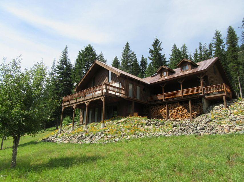 Single Family Home for Sale at 930 Mt Hwy 56 930 Mt Hwy 56 Noxon, Montana 59853 United States