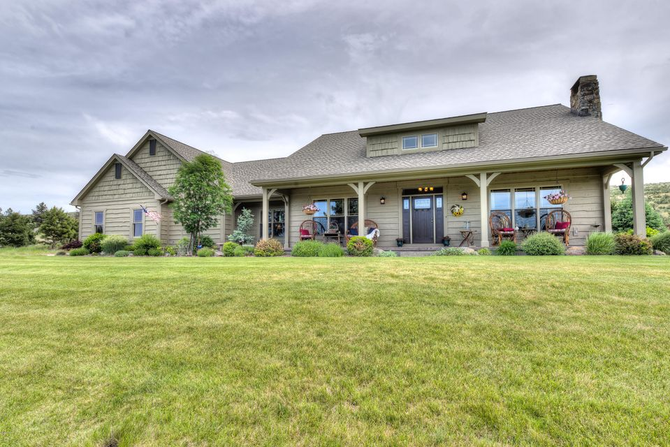 Single Family Home for Sale at 6198 Lower Woodchuck Road Florence, Montana 59833 United States