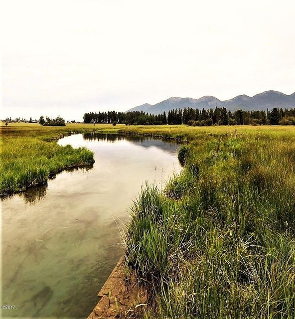 Land for Sale at 1072 &1090 Creston Hatchery Road Kalispell, Montana 59901 United States