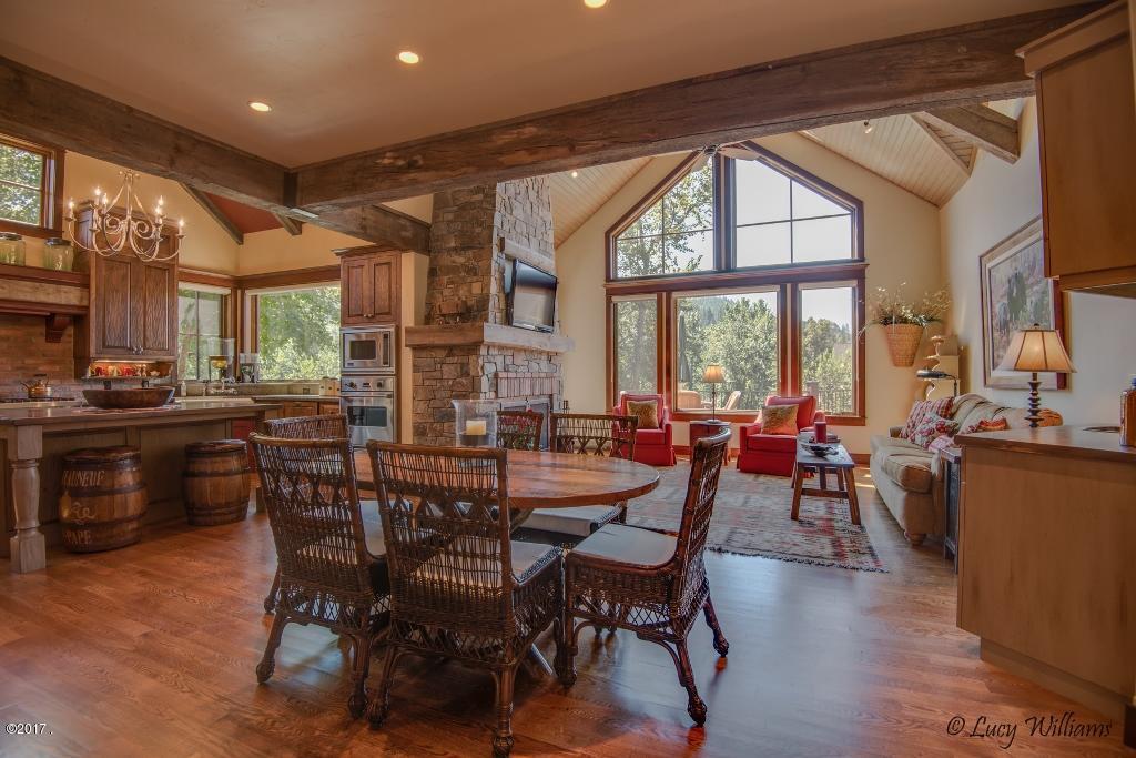 Single Family Home for Sale at 220 River Street 220 River Street Bigfork, Montana 59911 United States