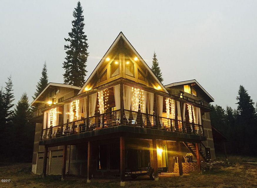 Single Family Home for Sale at 8 Copper Ridge Road Trout Creek, Montana 59874 United States