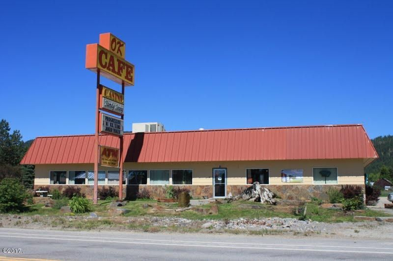 Commercial for Sale at 31 Mt-135 31 Mt-135 St. Regis, Montana 59866 United States
