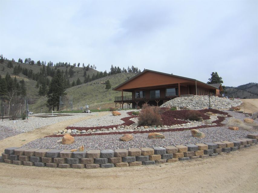 Single Family Home for Sale at Nhn Critter X-Ing Trail Nhn Critter X-Ing Trail Conner, Montana 59827 United States