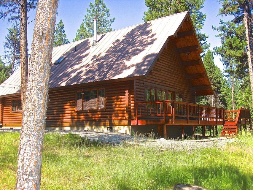 Single Family Home for Sale at 9188 Lookout Mountain Road Darby, Montana 59829 United States