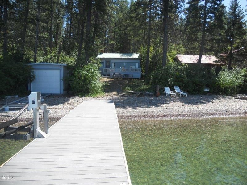 Single Family Home for Sale at 32460 Skidoo Lane 32460 Skidoo Lane Polson, Montana 59860 United States