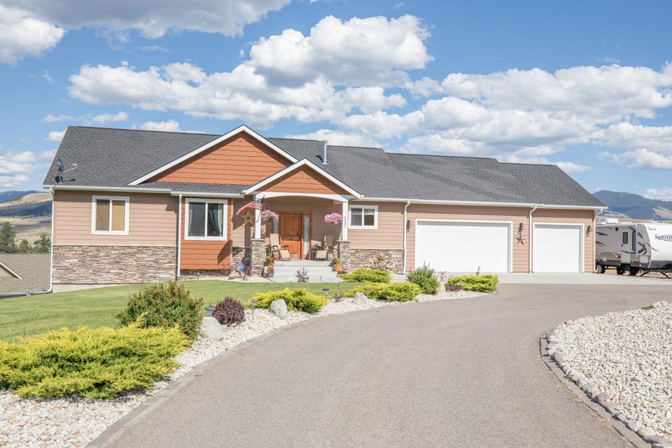 Single Family Home for Sale at 6531 Bristle Cone Court Lolo, Montana 59847 United States