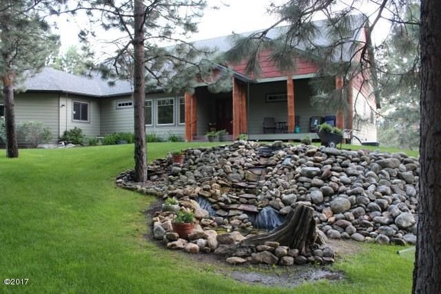 Single Family Home for Sale at 505 Hidden Valley South Florence, Montana 59833 United States