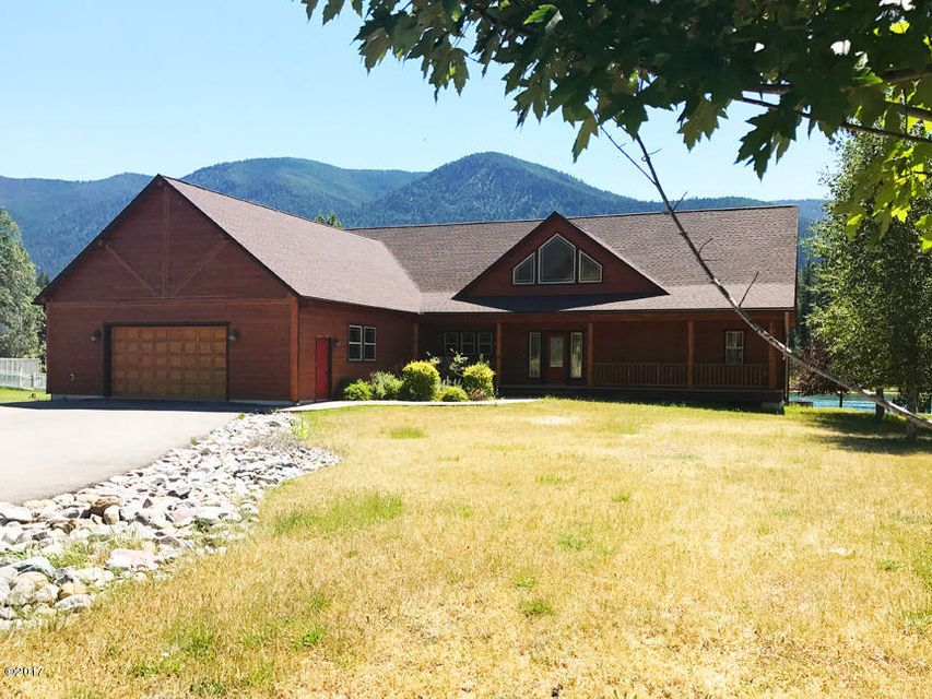 Single Family Home for Sale at 25 West Steamboat Way Thompson Falls, Montana 59873 United States