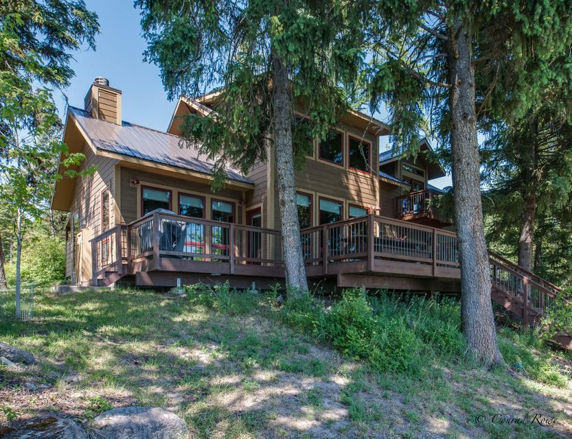 Single Family Home for Sale at 5358 North Ashley Lake Road 5358 North Ashley Lake Road Kila, Montana 59920 United States