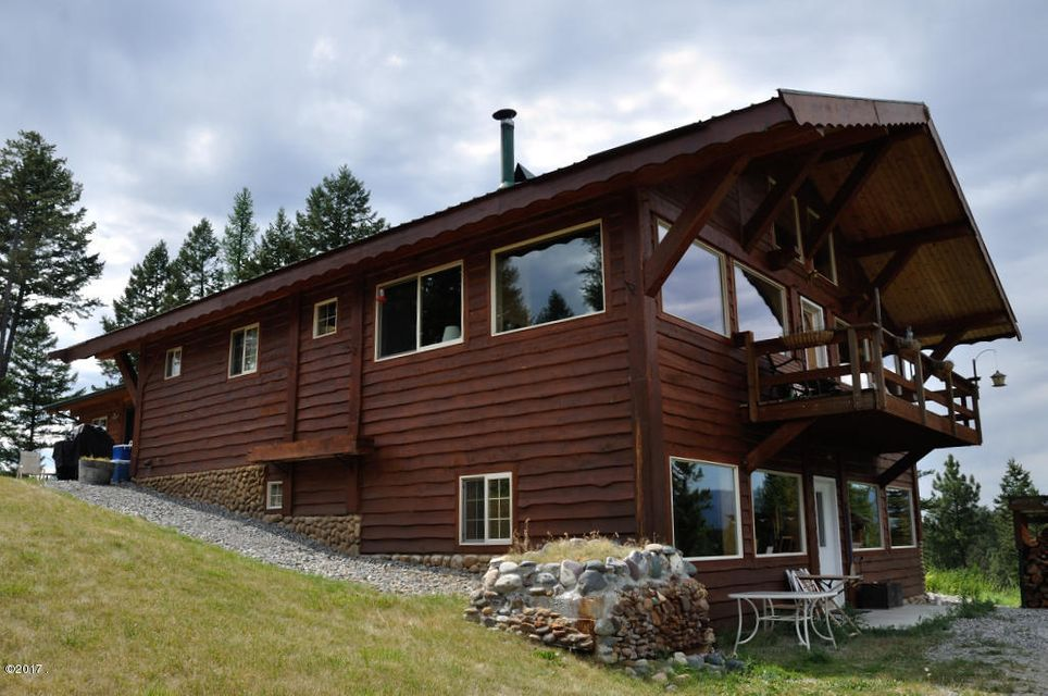 Single Family Home for Sale at 12466 Us Highway 93 South 12466 Us Highway 93 South Fortine, Montana 59918 United States