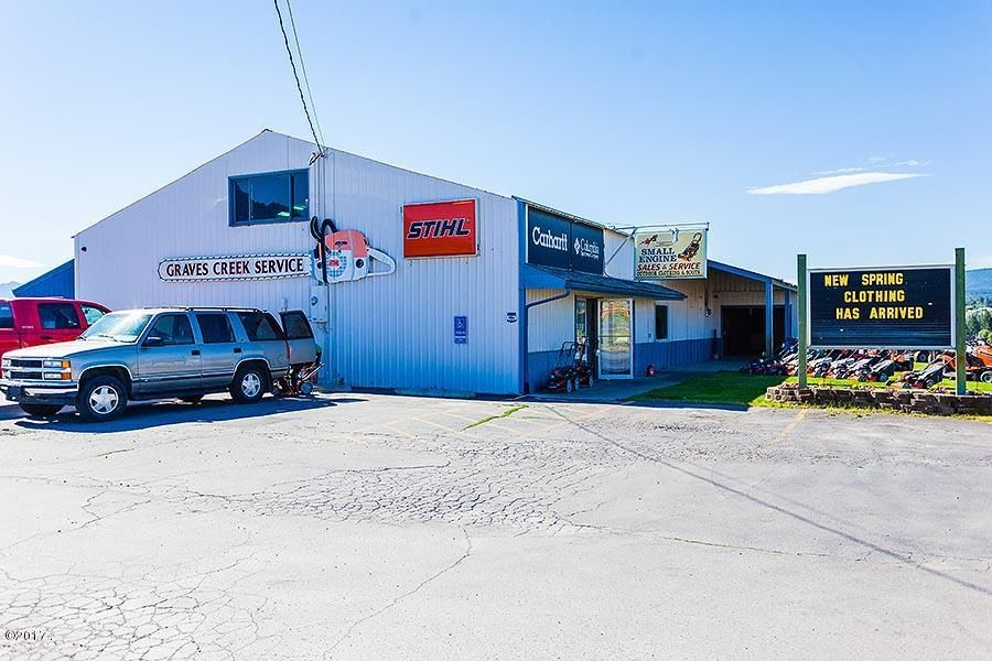 Commercial for Sale at 1426 Us-93 Eureka, Montana 59917 United States