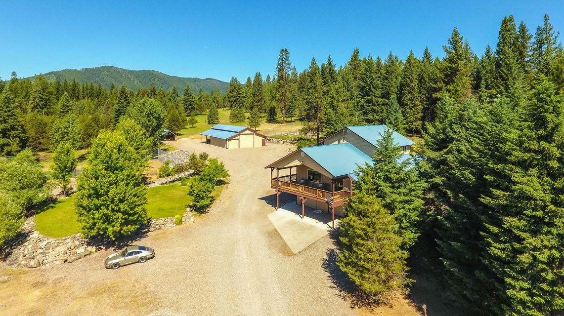 Additional photo for property listing at 15 Moose Pond Lane  Trout Creek, Montana 59874 United States