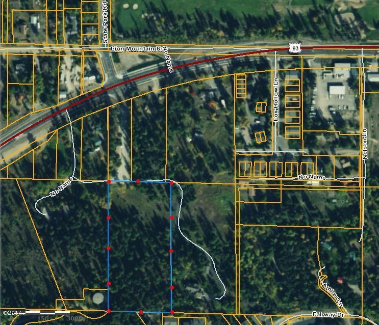 Land for Sale at 1645 Us-93 1645 Us-93 Whitefish, Montana 59937 United States