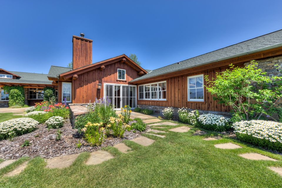 Single Family Home for Sale at 605 Inverness Trail 605 Inverness Trail Hamilton, Montana 59840 United States