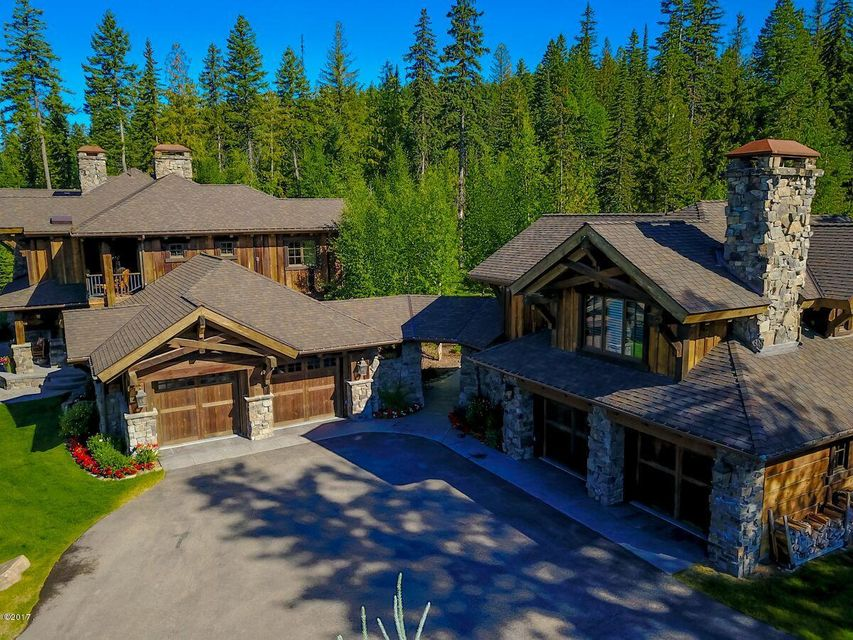Additional photo for property listing at 100 Huckleberry Lane 100 Huckleberry Lane Whitefish, Montana 59937 United States