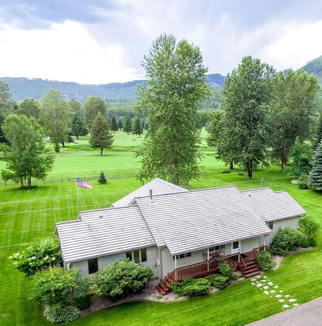 Single Family Home for Sale at 718 River Bend Drive West Glacier, Montana 59936 United States