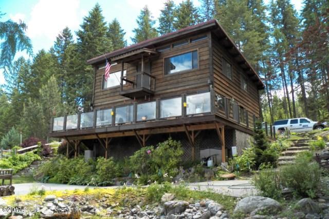 Single Family Home for Sale at 33 Beaver Peak Road Heron, Montana 59844 United States