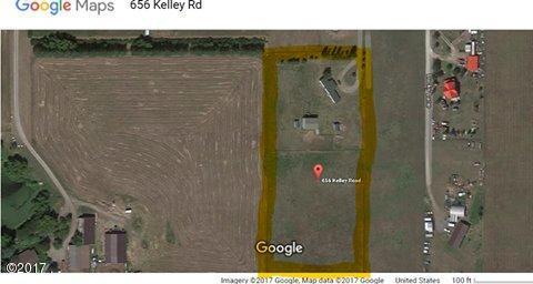 656 Kelley Road, Columbia Falls, MT 59912