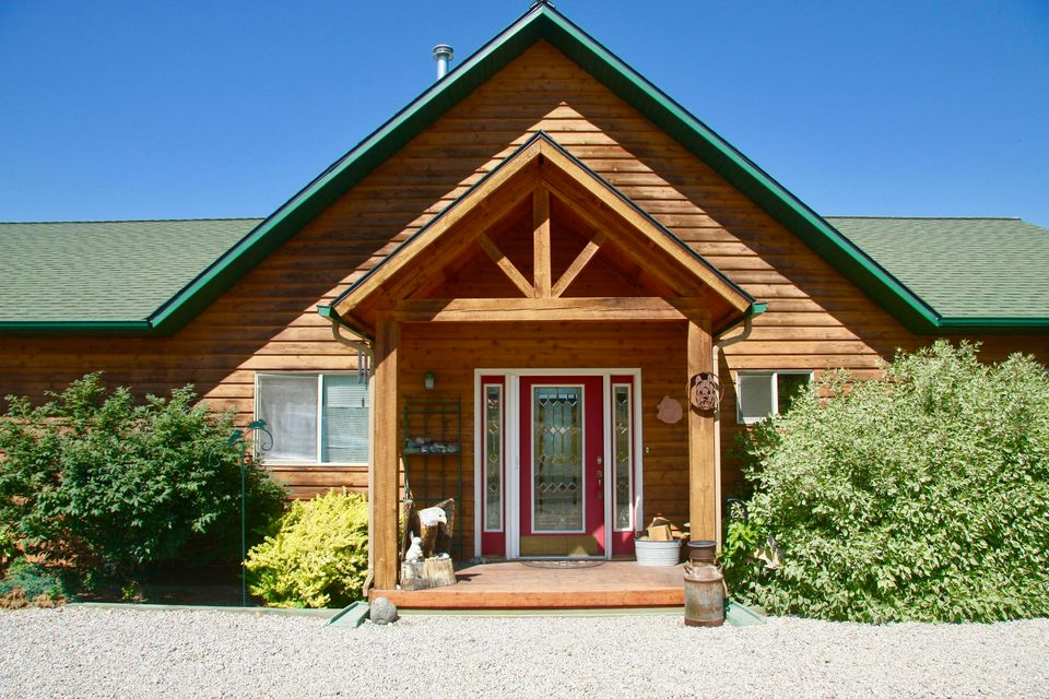 Single Family Home for Sale at 447 Cloudview Lane 447 Cloudview Lane Stevensville, Montana 59870 United States