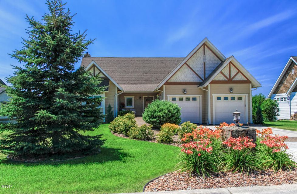 Single Family Home for Sale at 209 Eagle Drive 209 Eagle Drive Polson, Montana 59860 United States