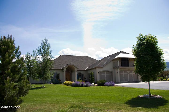 Single Family Home for Sale at 550 Willow Crk Cross Road Corvallis, Montana 59828 United States