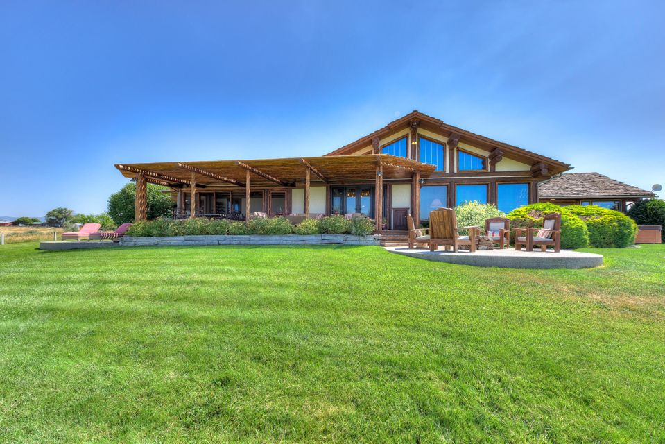 Single Family Home for Sale at 1359 Golf Course Road Hamilton, Montana 59840 United States