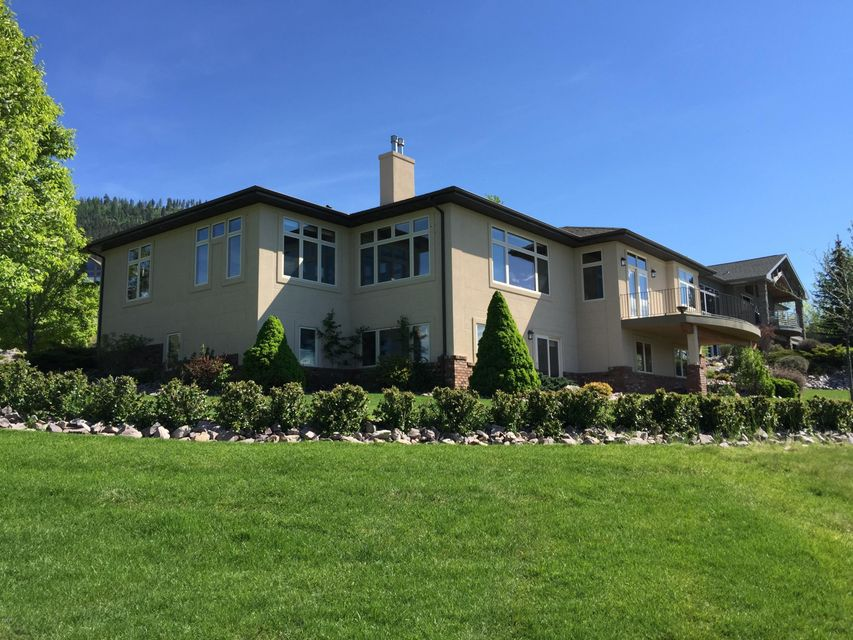 Single Family Home for Sale at 201 Mansion Heights Drive Missoula, Montana 59803 United States