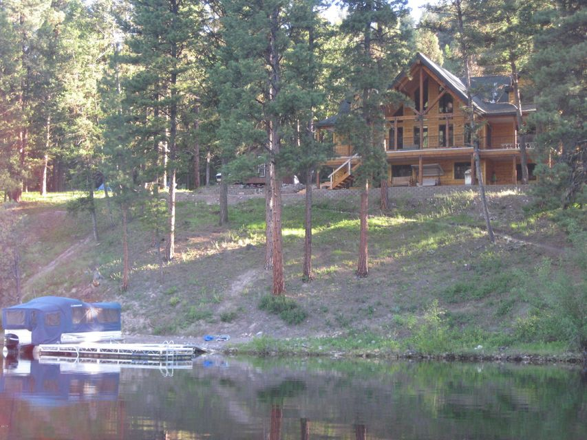 Single Family Home for Sale at 2393 Hwy 83 North 2393 Hwy 83 North Seeley Lake, Montana 59868 United States