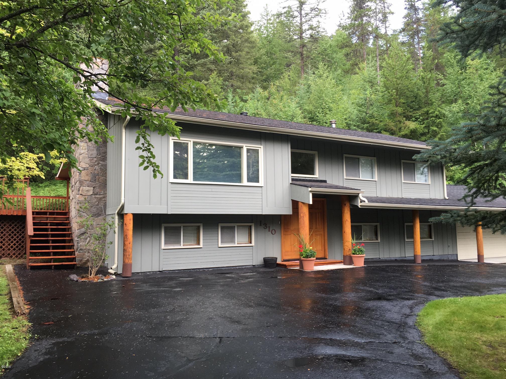 1310 Lion Mountain Drive, Whitefish, MT 59937