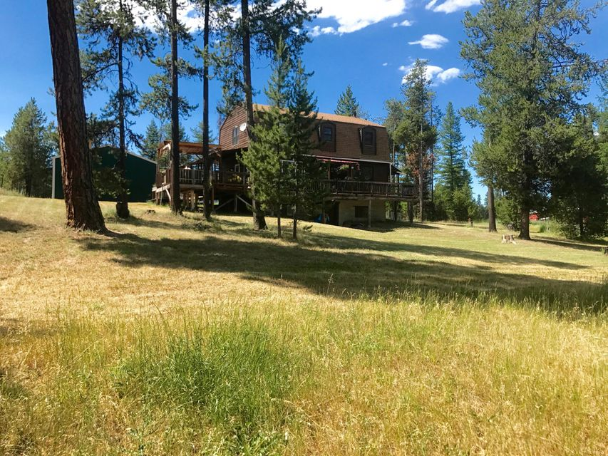 665 Lang Creek Road, Marion, MT 59925