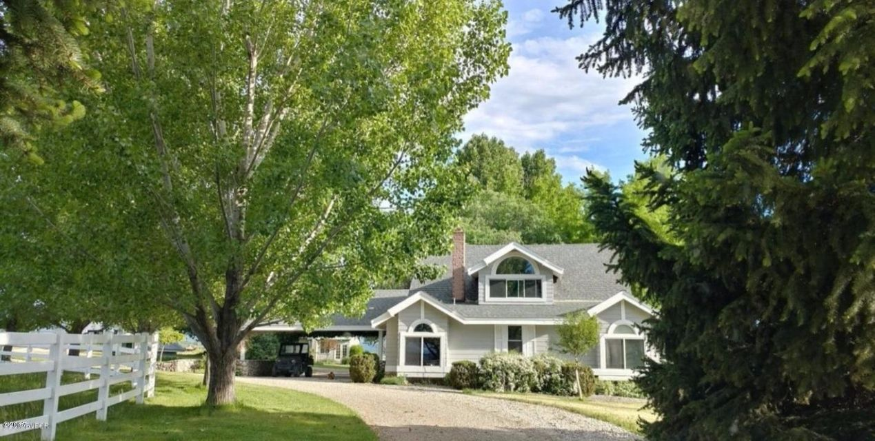 Additional photo for property listing at 599 & 605 Popham Lane 599 & 605 Popham Lane Corvallis, Montana 59828 United States