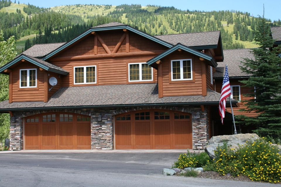 Single Family Home for Sale at 333 Moose Run Drive 333 Moose Run Drive Whitefish, Montana 59937 United States