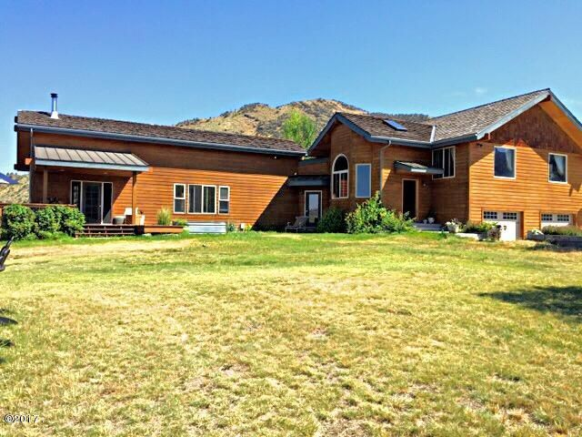 Single Family Home for Sale at 958 Mt-2 Cardwell, Montana 59721 United States