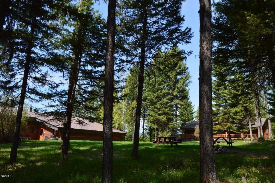 Single Family Home for Sale at 750 Beaver Lake Road 750 Beaver Lake Road Whitefish, Montana 59937 United States