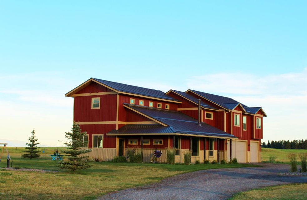 Single Family Home for Sale at 200 Gracie Lane Kalispell, Montana 59901 United States