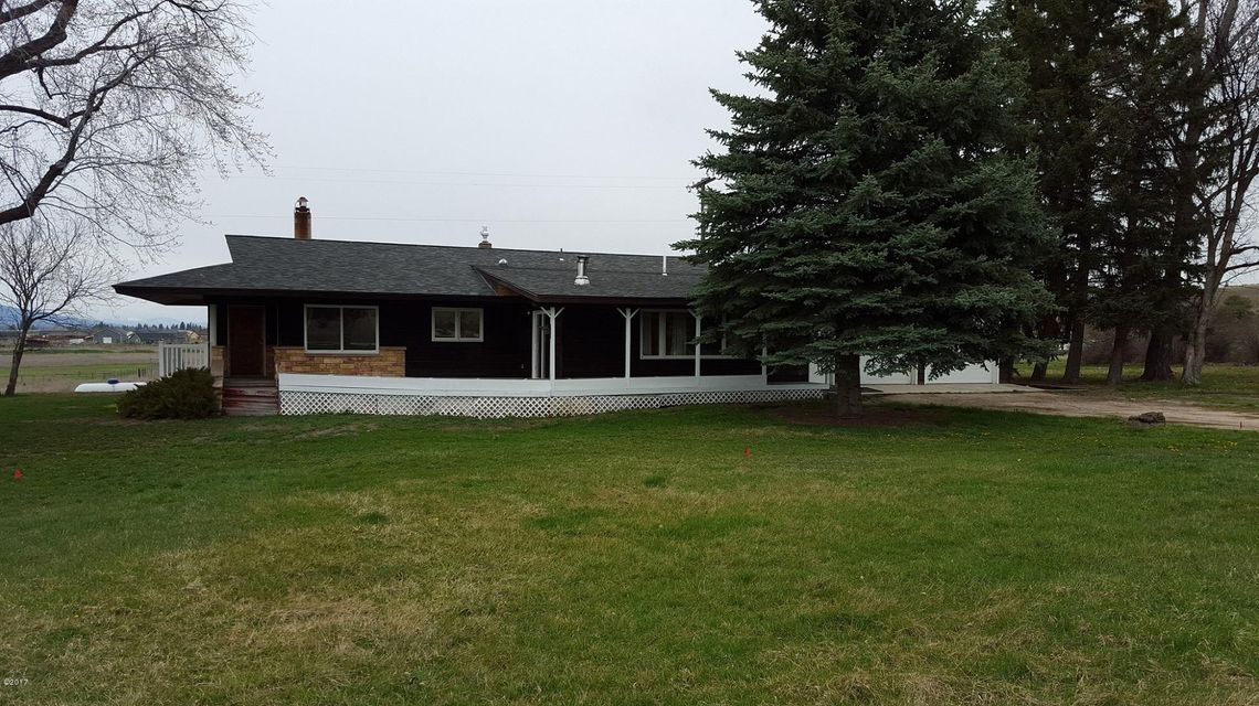 Single Family Home for Sale at 4255&4259 Overlook Trail Stevensville, Montana 59870 United States
