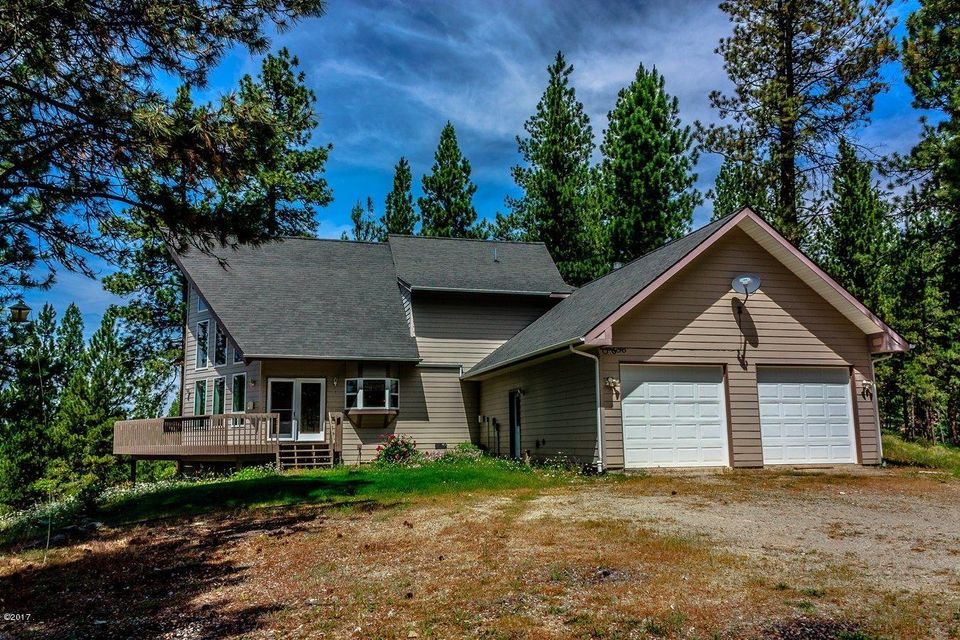 2850 Lower Lost Prairie Road, Marion, MT 59925