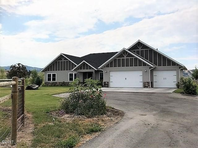 Single Family Home for Sale at 435 Red Tail Lane 435 Red Tail Lane Hamilton, Montana 59840 United States