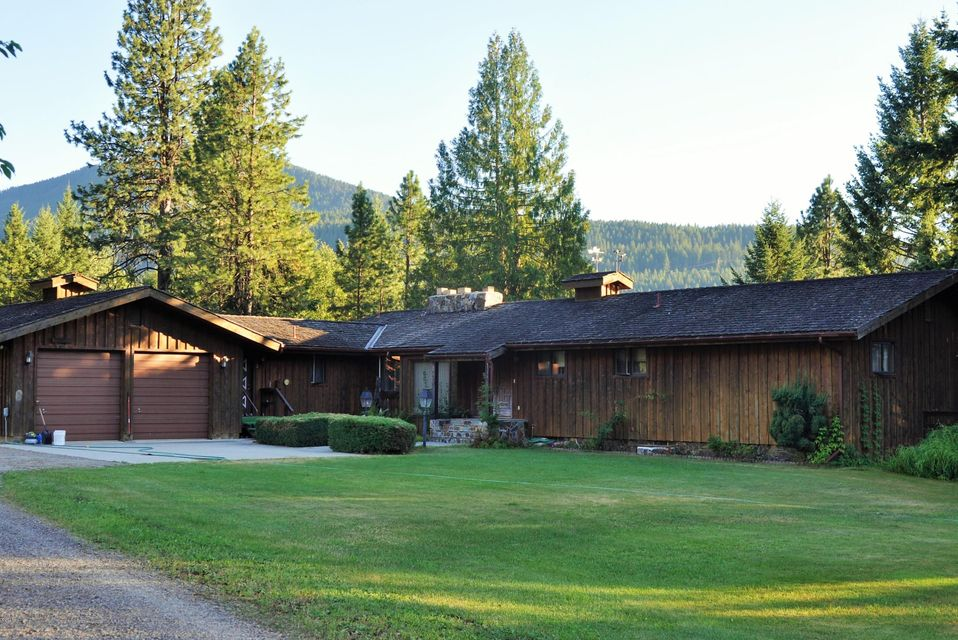 Multi-Family Home for Sale at 8 Lotawater Lane Noxon, Montana 59853 United States